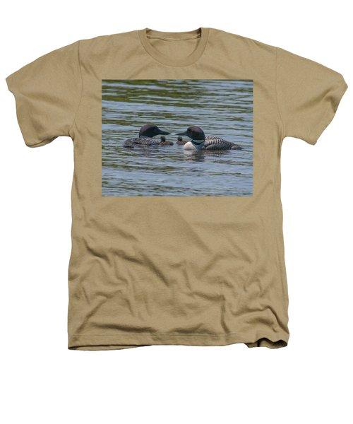 Proud Parents Heathers T-Shirt by Brenda Jacobs