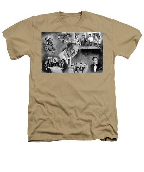 The Rat Pack  Heathers T-Shirt by Viola El