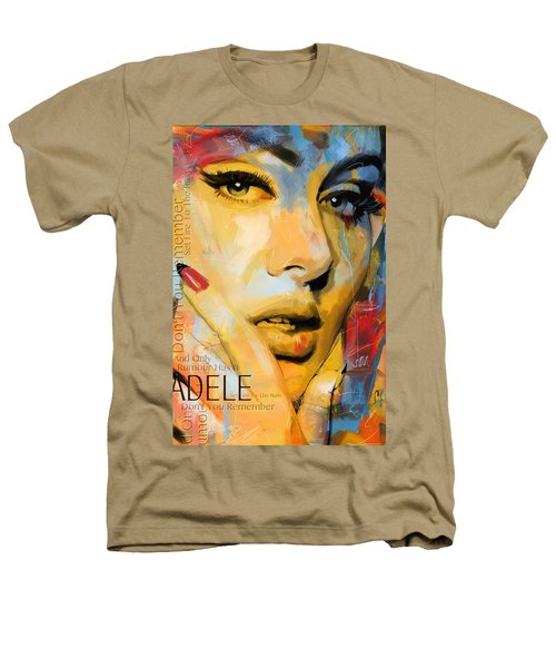 Adele Heathers T-Shirt by Corporate Art Task Force