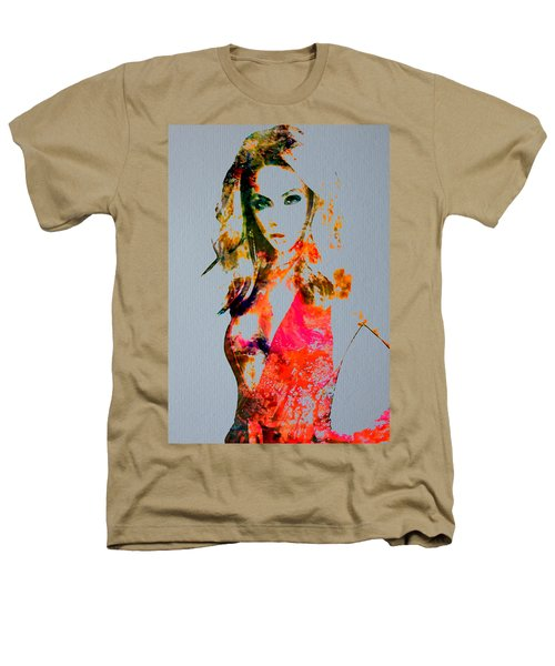 Beyonce Irreplaceable Heathers T-Shirt by Brian Reaves