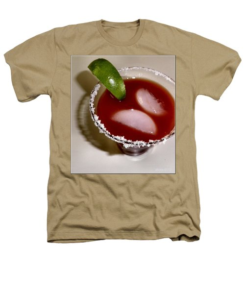 Bloody Mary Heathers T-Shirt by Tonie Cook