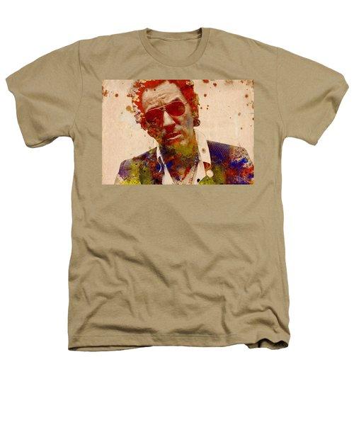 Bruce Springsteen Heathers T-Shirt by Bekim Art