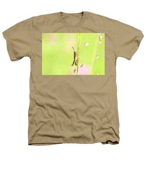 Grasshopper  Heathers T-Shirt by Toppart Sweden