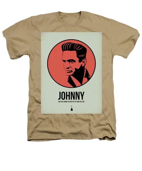 Johnny Poster 2 Heathers T-Shirt by Naxart Studio
