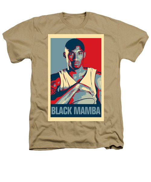Kobe Bryant Heathers T-Shirt by Taylan Apukovska