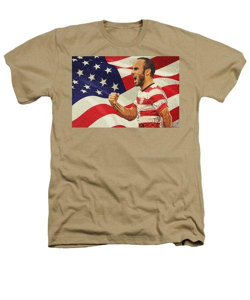 Landon Donovan Heathers T-Shirt by Taylan Soyturk