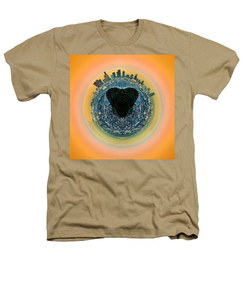 Love La Heathers T-Shirt by Az Jackson