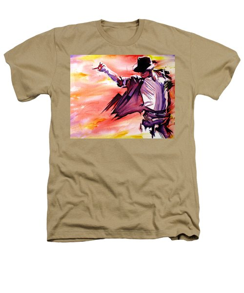 Michael Jackson-billie Jean Heathers T-Shirt by Joshua Morton