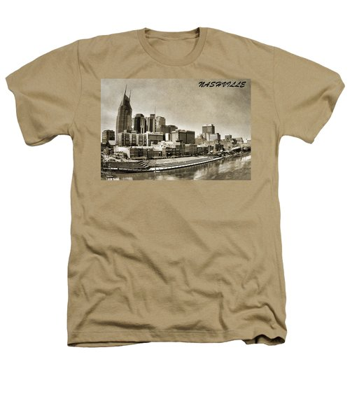 Nashville Tennessee Heathers T-Shirt by Dan Sproul