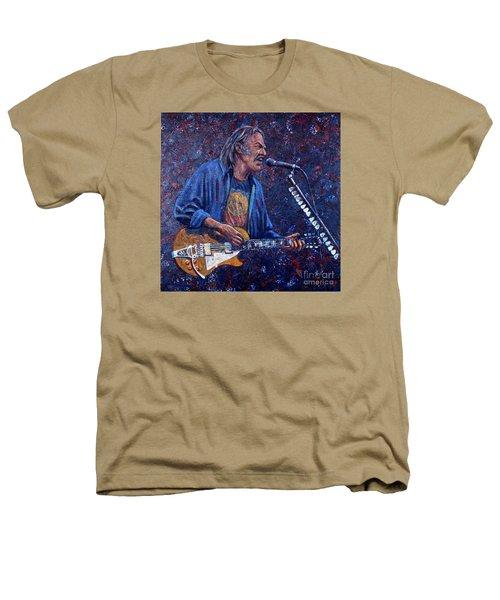Neil Young Heathers T-Shirt by John Cruse Knotts