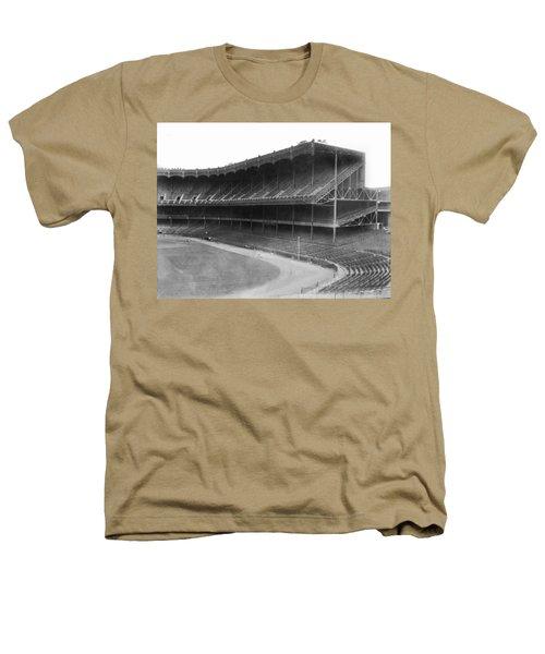 New Yankee Stadium Heathers T-Shirt by Underwood Archives