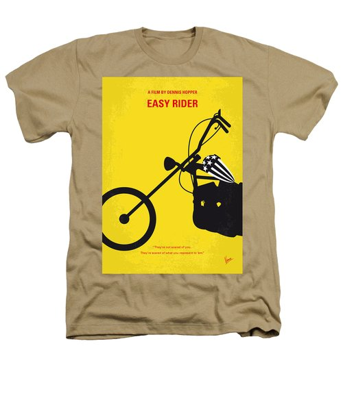 No333 My Easy Rider Minimal Movie Poster Heathers T-Shirt by Chungkong Art
