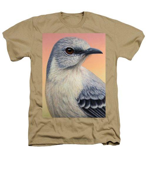 Portrait Of A Mockingbird Heathers T-Shirt by James W Johnson