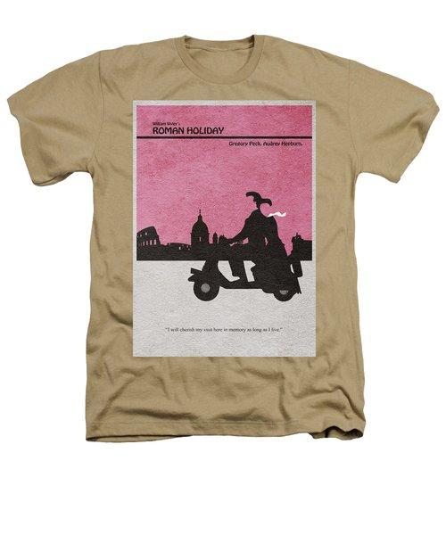 Roman Holiday Heathers T-Shirt by Ayse Deniz