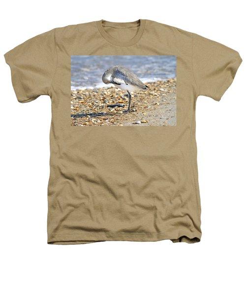 Sandpiper Heathers T-Shirt by Betsy Knapp
