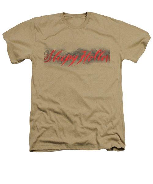 Sleepy Hollow - Logo Heathers T-Shirt by Brand A
