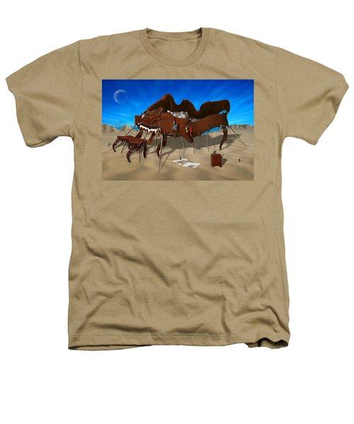 Softe Grand Piano Se Heathers T-Shirt by Mike McGlothlen