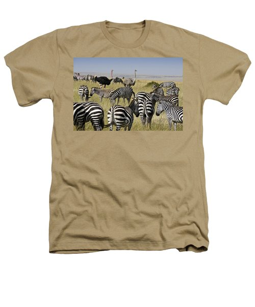 The Odd Couple Heathers T-Shirt by Michele Burgess