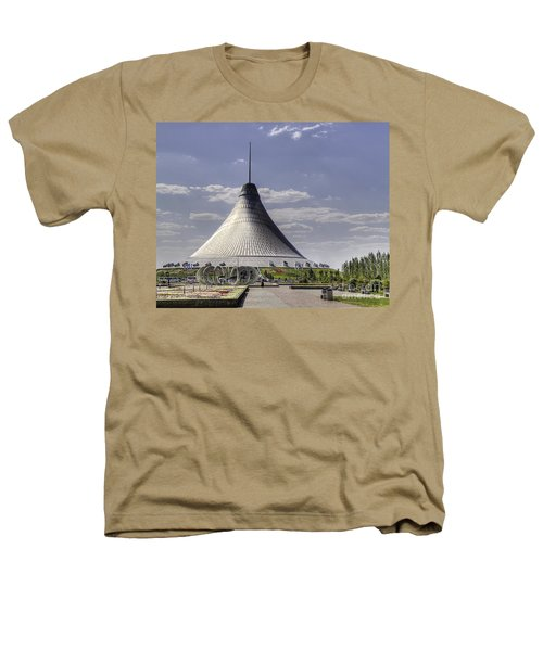 The Tent Heathers T-Shirt by Emily Kay