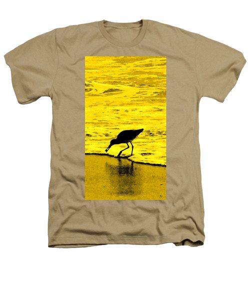 This Beach Belongs To Me Heathers T-Shirt by Ian  MacDonald