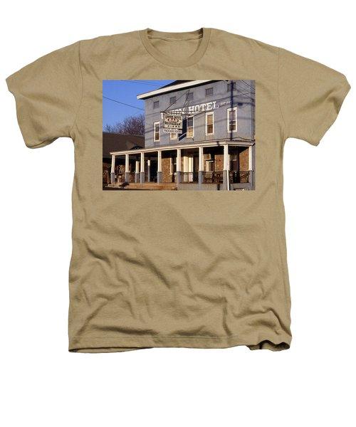 Union Hotel Heathers T-Shirt by Skip Willits