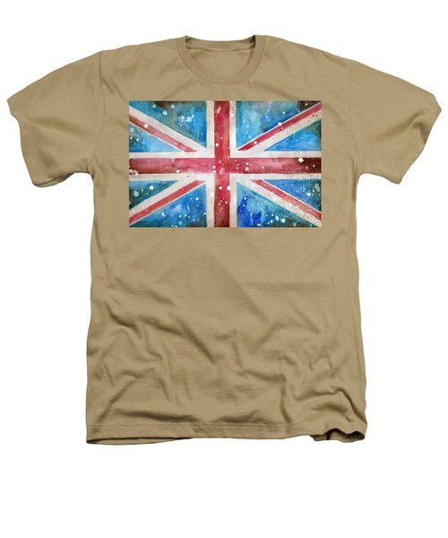 Union Jack Heathers T-Shirt by Sean Parnell