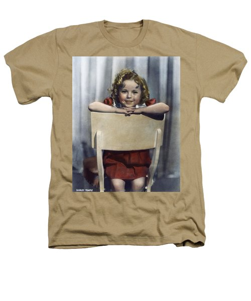Shirley Temple (1928- ) Heathers T-Shirt by Granger