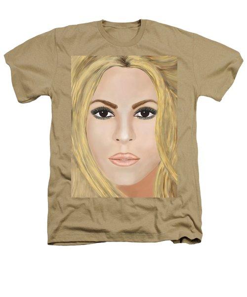 Shakira Heathers T-Shirt by Mathieu Lalonde