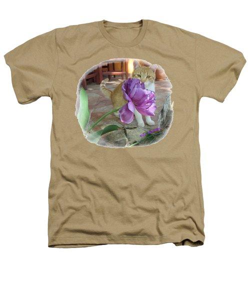 You See Me Heathers T-Shirt by Vesna Martinjak