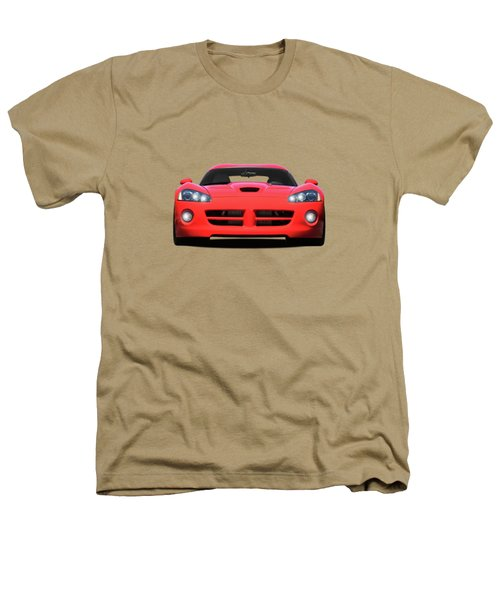 Dodge Viper Heathers T-Shirt by Mark Rogan