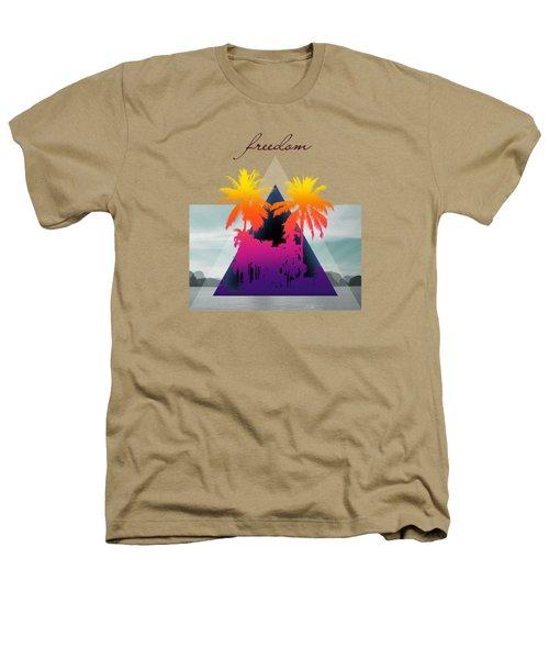 Freedom  Heathers T-Shirt by Mark Ashkenazi