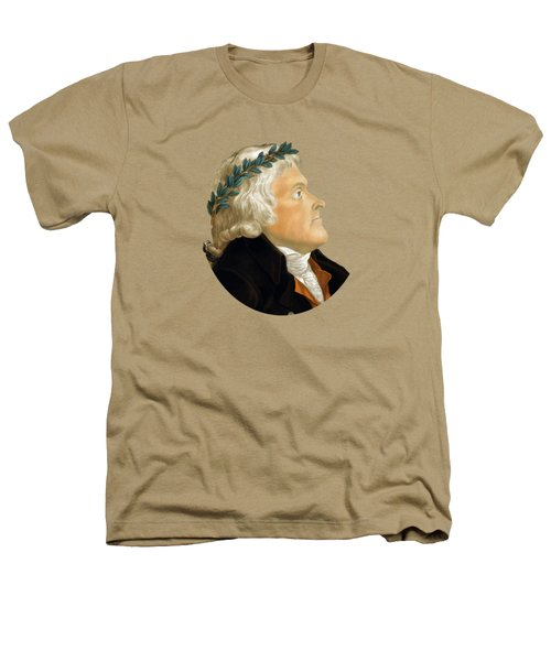 President Thomas Jefferson Heathers T-Shirt by War Is Hell Store