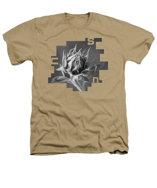 Sunflower Heathers T-Shirt by Konstantin Sevostyanov
