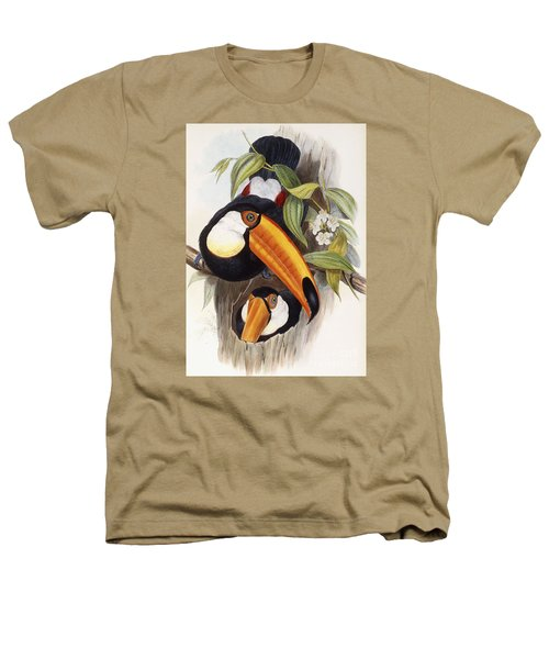 Toucan Heathers T-Shirt by John Gould
