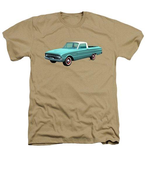 2nd Generation Falcon Ranchero 1960 Heathers T-Shirt by Chas Sinklier