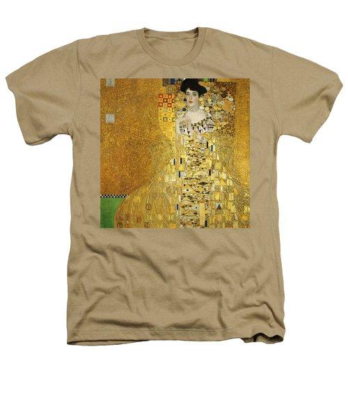 Portrait Of Adele Bloch-bauer I Heathers T-Shirt by Gustav Klimt