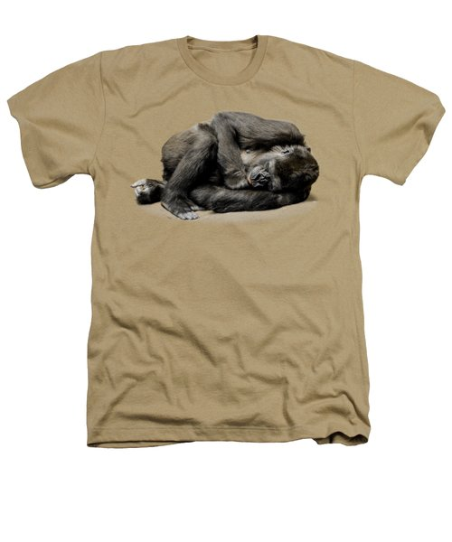 Gorilla Heathers T-Shirt by FL collection