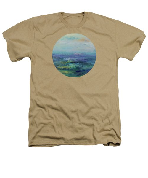 A Place For Peace Heathers T-Shirt by Mary Wolf
