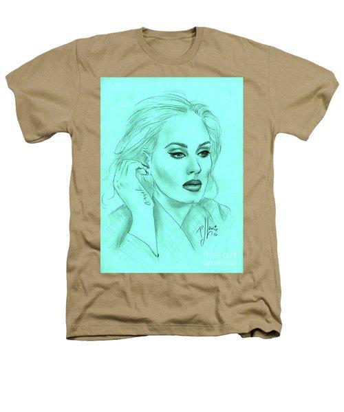Adele Heathers T-Shirt by P J Lewis