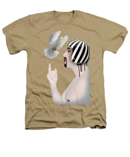 Amir Fun  Heathers T-Shirt by Mark Ashkenazi