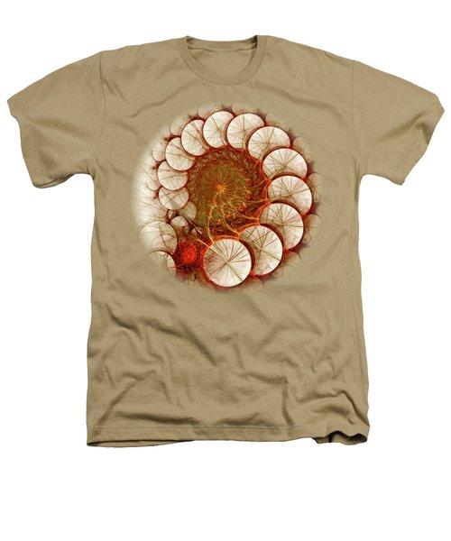 Apple Cinnamon Heathers T-Shirt by Anastasiya Malakhova