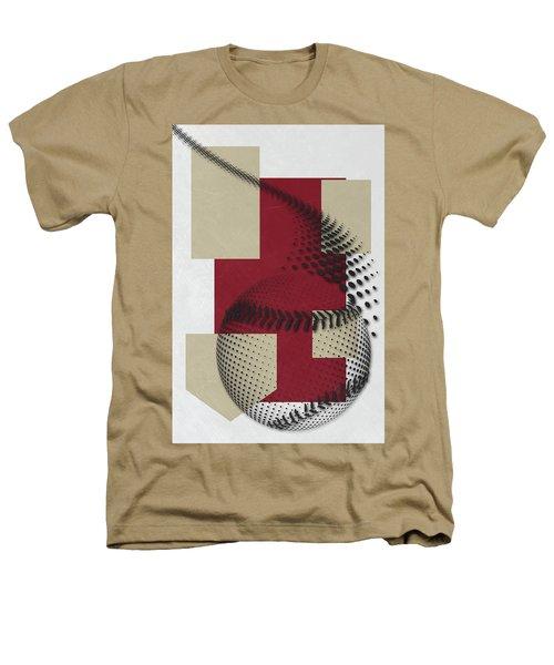 Arizona Diamondbacks Art Heathers T-Shirt by Joe Hamilton