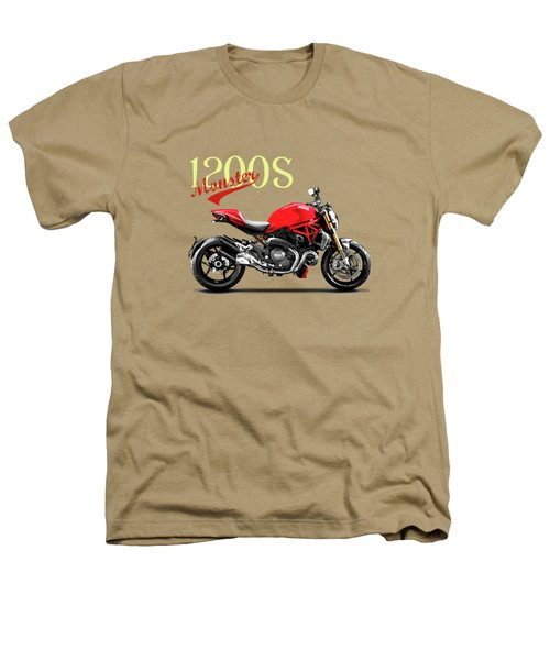 Ducati Monster Heathers T-Shirt by Mark Rogan
