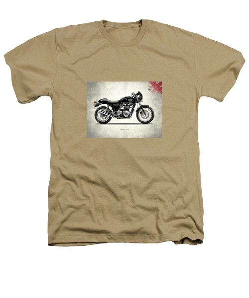 Triumph Thruxton Heathers T-Shirt by Mark Rogan