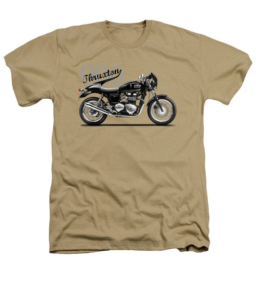 Triumph Thruxton Heathers T-Shirt by Mark Rogan