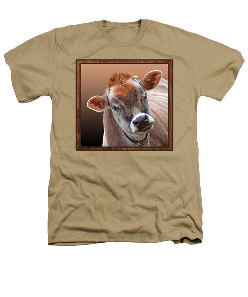 Hello Heathers T-Shirt by Gill Billington