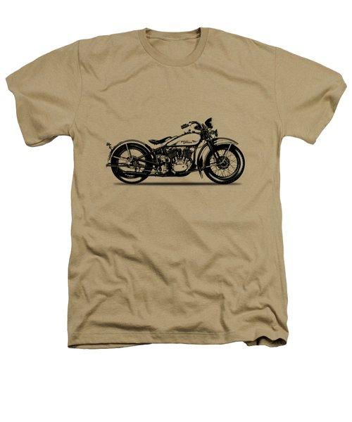 Harley Davidson 1933 Heathers T-Shirt by Mark Rogan