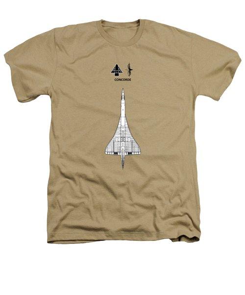 Concorde Heathers T-Shirt by Mark Rogan