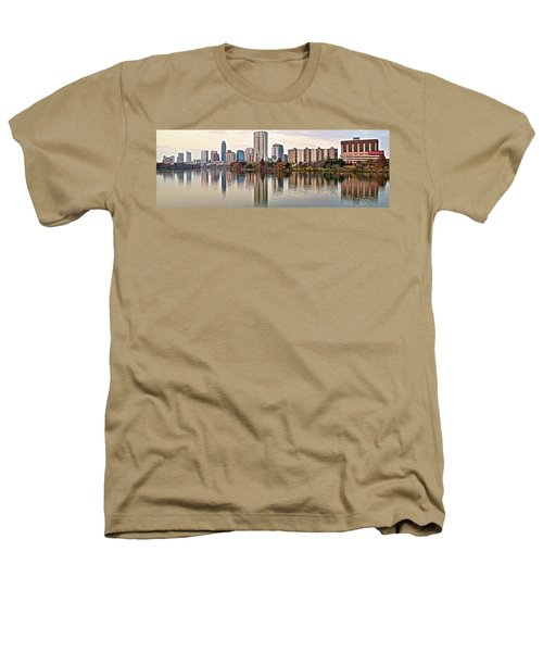 Austin Wide Shot Heathers T-Shirt by Frozen in Time Fine Art Photography