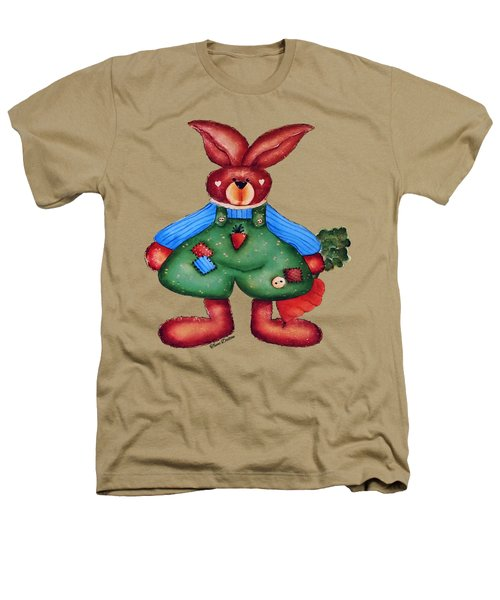 B Is 4bunny Heathers T-Shirt by Tami Dalton